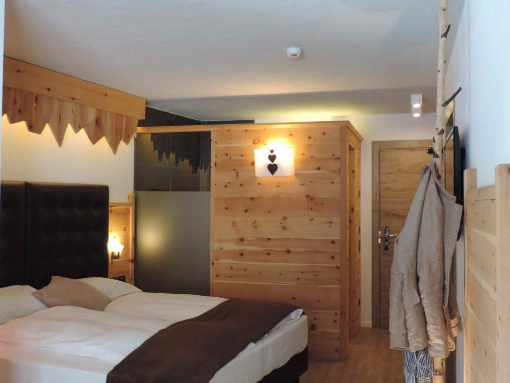 Hotel Scoiattolo camera Rododendro