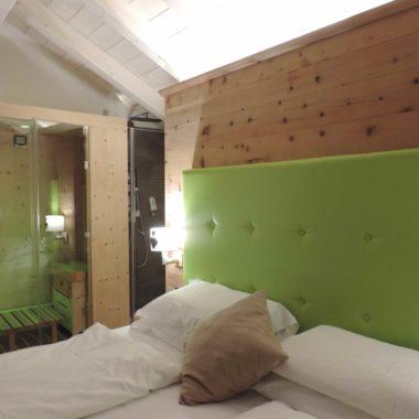 Hotel Scoiattolo camera StellaAlpina