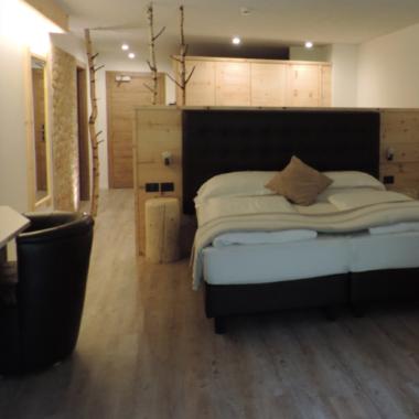 Hotel Scoiattolo camera Negritella