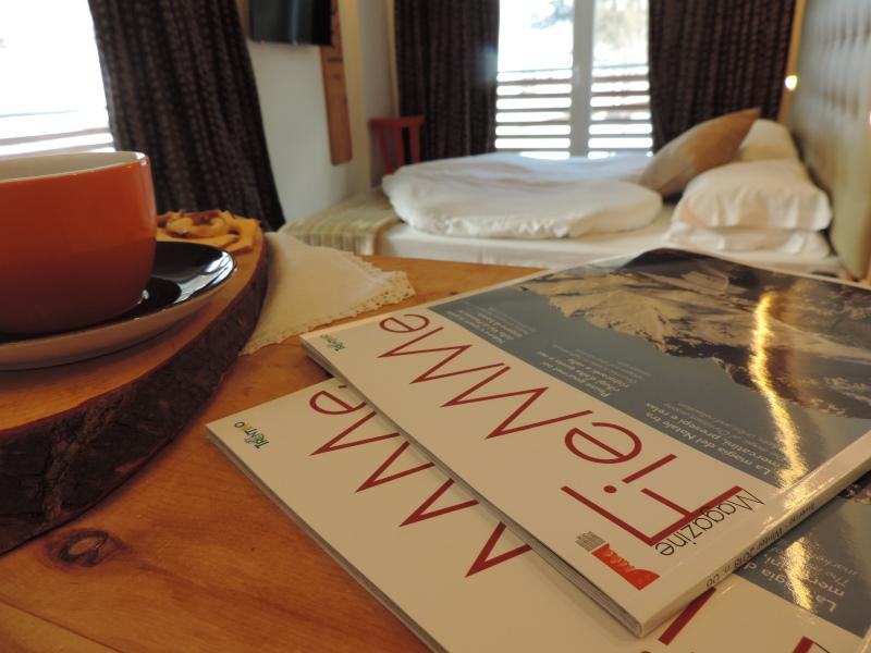 Hotel Scoiattolo Pampeago camera Genziana relax