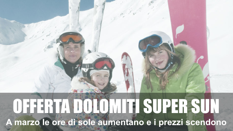 Inverno Hotel Scoiattolo Pampeago OFFERTA DOLOMITI SUN